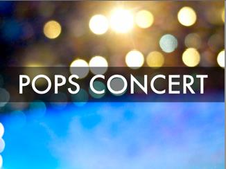 POPS CONCERT 5PM: Main Image