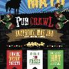 Derby de Mayo Pub Crawl St Lou @ Various Location