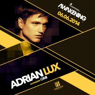 Awakening ft. Adrian Lux: Main Image