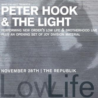 Peter Hook and The Light: Main Image
