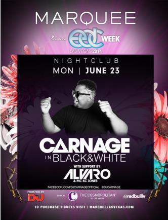 Carnage w/ Alvaro: Main Image