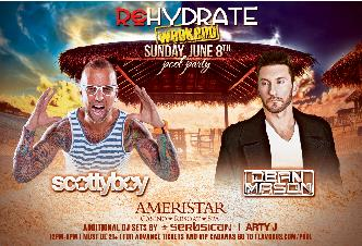 REHYDRATE POOL PARTY on 6/8: Main Image