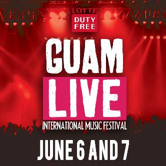 GUAM LIVE INTL MUSIC DAY 1: Main Image
