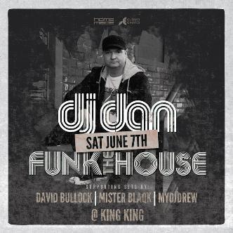 DJ DAN at SOUL & TONIC: Main Image