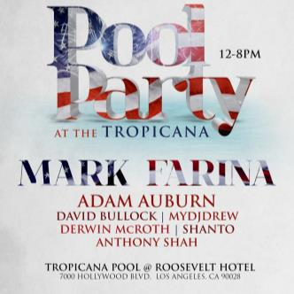 The Tropicana Party at a Pool-img