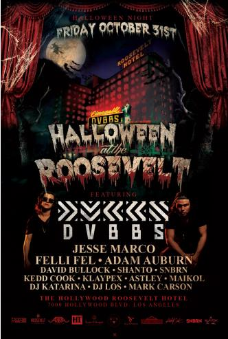 Halloween at the Roosevelt: Main Image