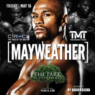 Mayweather hosts #ParkFriday: Main Image