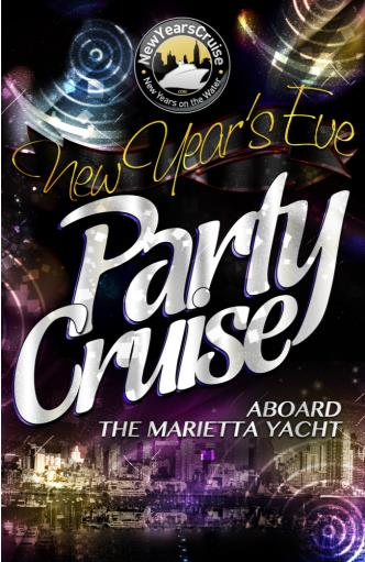 NYE Party Cruise on Marietta