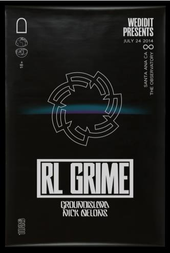 RL GRIME @ The Observatory OC: Main Image