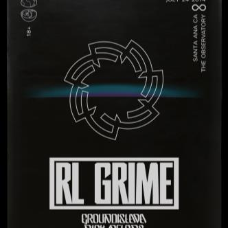 RL GRIME @ The Observatory OC