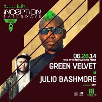 Green Velvet & Julio Bashmore: Main Image