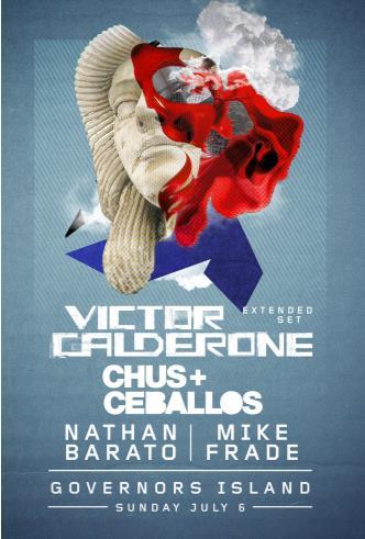 VICTOR CALDERONE,CHUS+CEBALLOS: Main Image