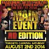 The Main Event: HD Edition @ The International Center