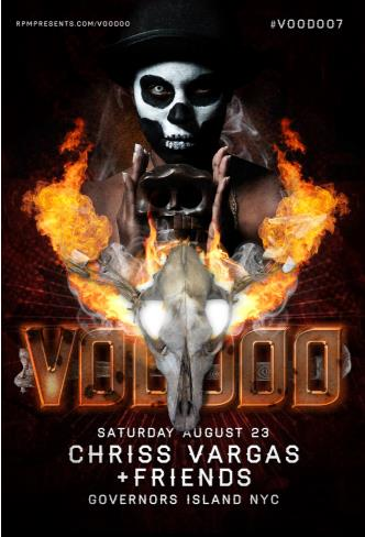 VOODOO with Chriss Vargas: Main Image