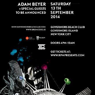 Adam Beyer: Drumcode Island-img