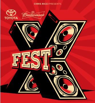 X Fest 2014: Main Image