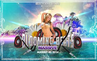 BLOOMING BEATS MASSIVE: Main Image