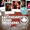 Legendary Long Weekend :: Canada Day Crasher 2014 :: Intimate Productions at The Waldorf Hotel
