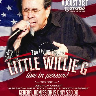 LITTLE WILLIE G-img