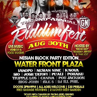 2nd ANNUAL RIDDIMFEST-img