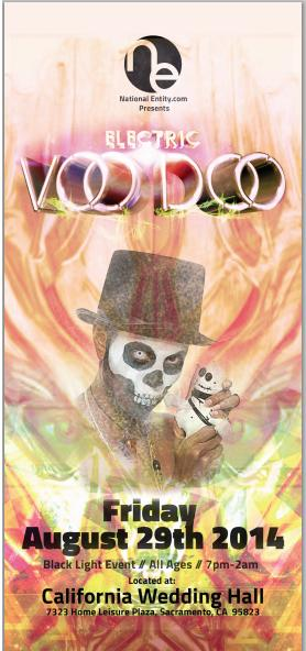 Electric Voodoo: Main Image