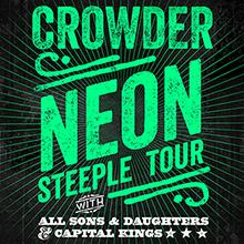 Crowder Neon Steeple Tour: Main Image