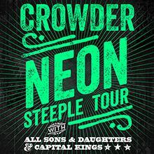 Crowder Neon Steeple Tour: Main Image