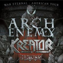 Arch Enemy Kreator: Main Image