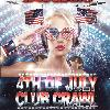 4th of July Club Crawl at St.Felix