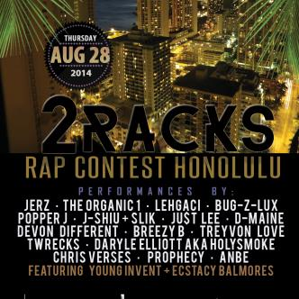 2Racks Rap Contest-img