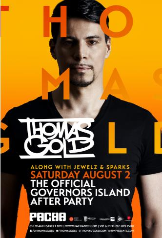 THOMAS GOLD: Main Image