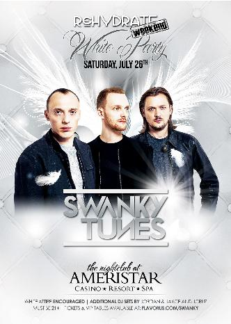 White Party feat. Swanky Tunes: Main Image