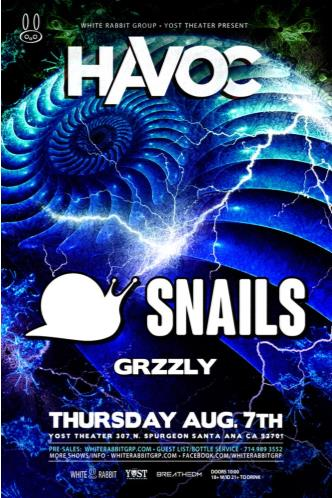 Havoc OC ft. Snails: Main Image