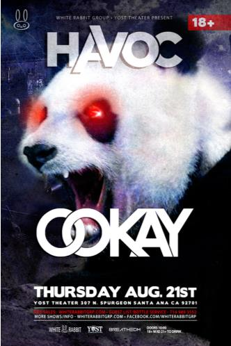 Havoc OC ft. Ookay: Main Image