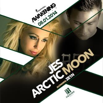 JES & Arctic Moon: Main Image