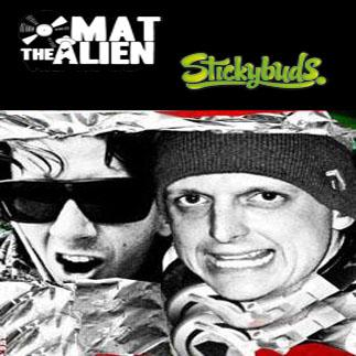 MAT THE ALIEN - YYC: Main Image