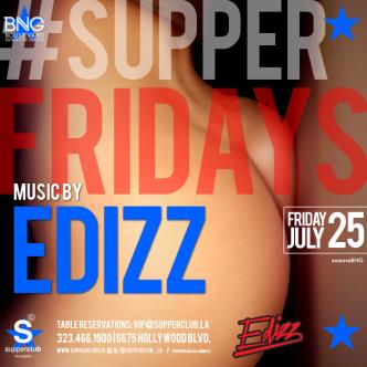 EDIZZ at supperclub LA-img