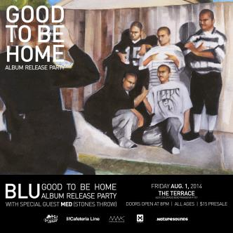 BLU + MED (tix at the door)-img