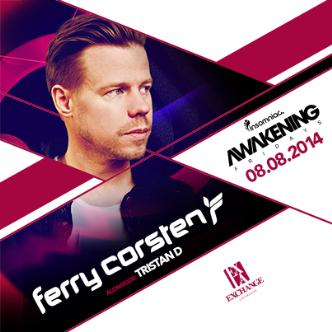 Awakening ft. Ferry Corsten-img