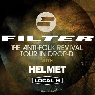 Filter, Local H, & Helmet: Main Image