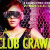 LA Club Crawl - Let It Glow at Outpost Hollywood