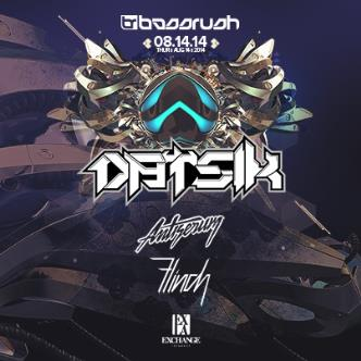 Datsik, Antiserum & Flinch: Main Image