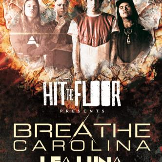 BREATHE CAROLINA @ Casslemans-img