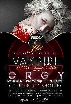 Vampire Masquerade Party