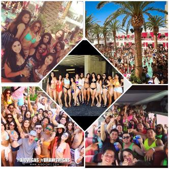 Drai's pool party - LV-img