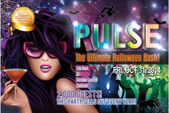 Pulse-Ultimate Halloween Bash