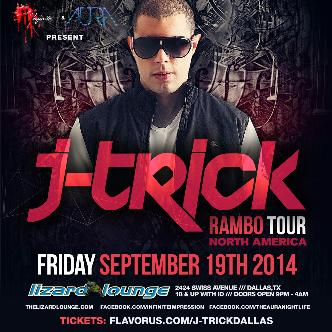 J-Trick At Lizard Lounge: Main Image
