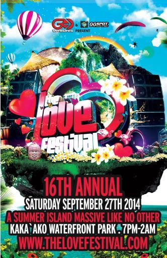 The Love Festival Hawaii: Main Image