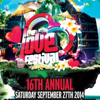 The Love Festival Hawaii