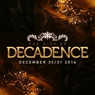 Decadence NYE